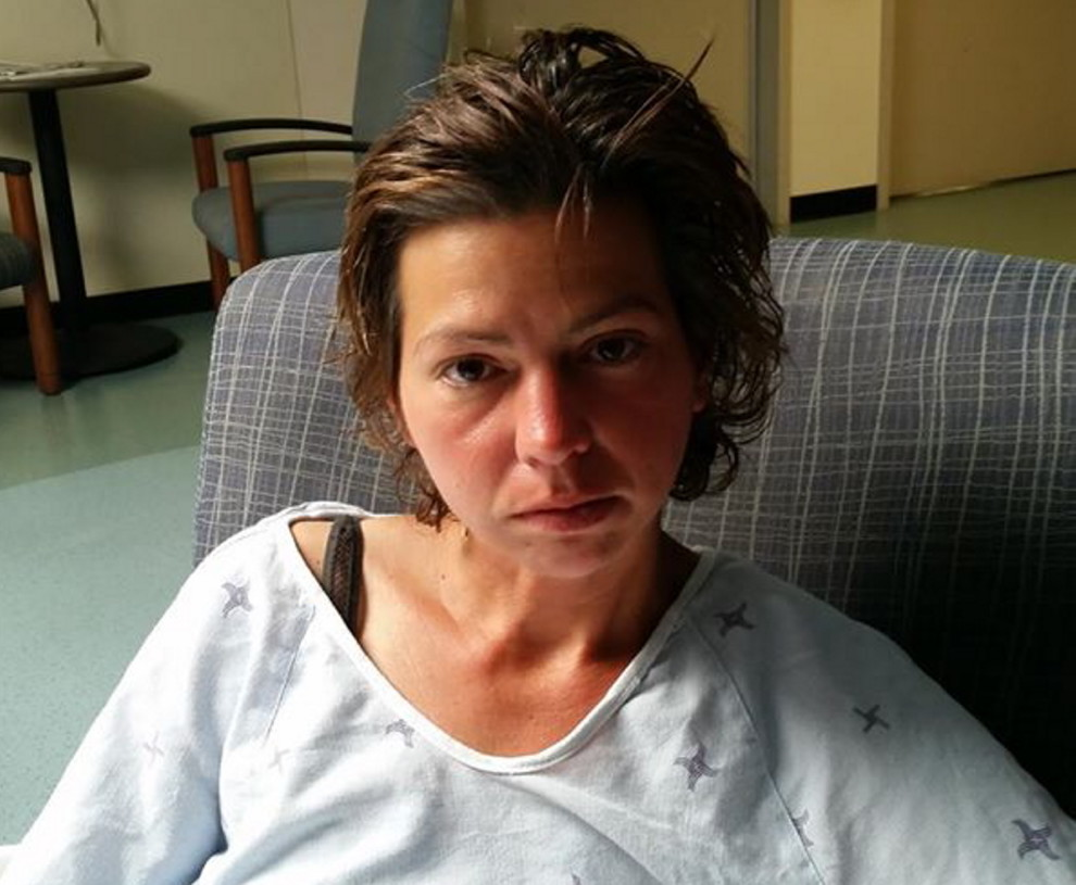 Police are trying to confirm the identity of this woman, whom they have tentatively identified as Jessica Green, 41, who was in Augusta until this week.