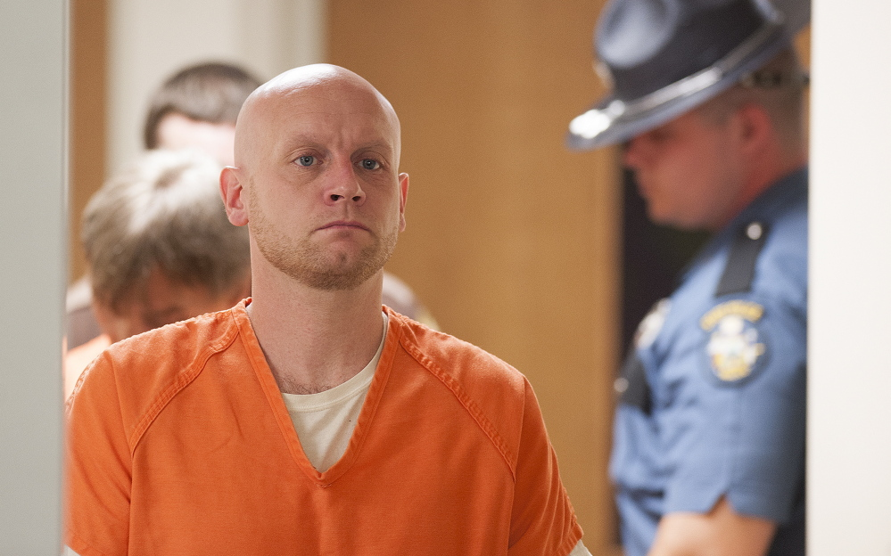 Robert Burton, the only suspect in the death of Stephanie Gebo, had lived with her until shortly before the killing, when she broke up with him.