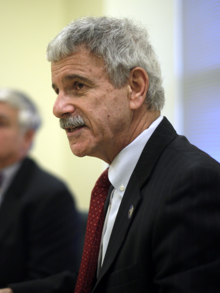 Sen. Roger Katz, R-Augusta, serves as co-chairman of the Government Oversight Committee.