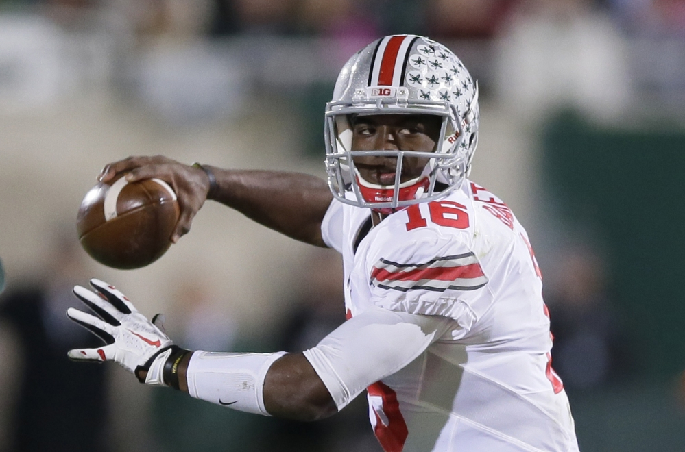 Clemson QB Watson once wanted to play for Ohio State's Meyer