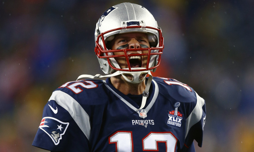 New England Patriots quarterback Tom Brady won't push further appeals of his four-game suspension over Deflategate.