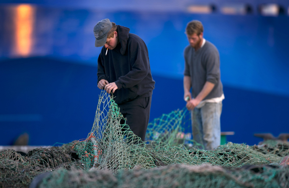 One of the two critical areas where New England fishermen search for cod may be in even worse shape than suspected, and the findings could lead to lower catch quotas. 2013 Associated Press file photo