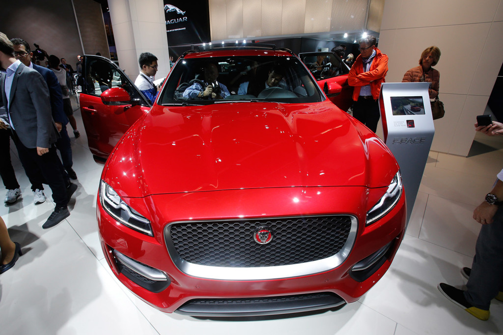 First looks at frankfurt auto show portland press herald for Charlie s motor mall augusta me
