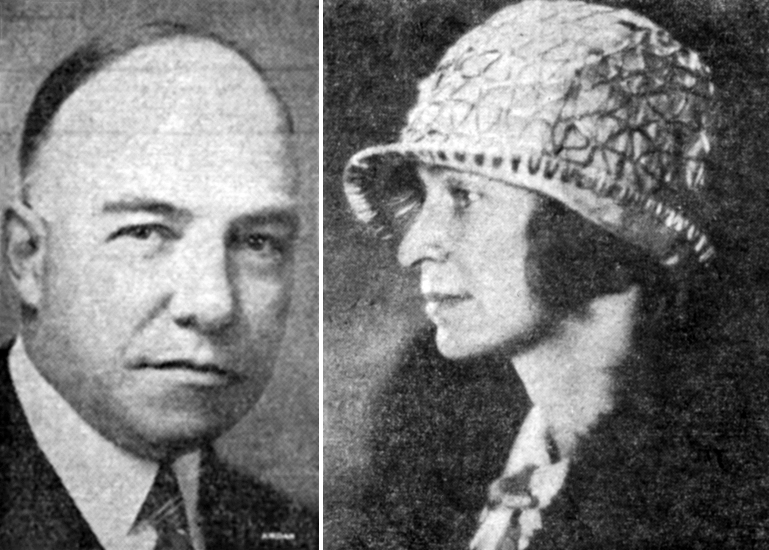 Dr. Harold Vincent Bickmore and Miss Laura Amanda Goding lived at 123 Congress St. after they were wed in 1926.