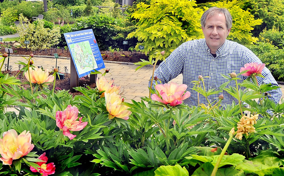 "Projects including building a conservatory, a ""dirty classroom"" and a propagations and research facility would double the size of the intensely developed portions of Coastal Maine Botanical Gardens, says William Cullina, executive director. With the expansion, Cullina says, the garden could comfortably accommodate 300,000 visitors a year."
