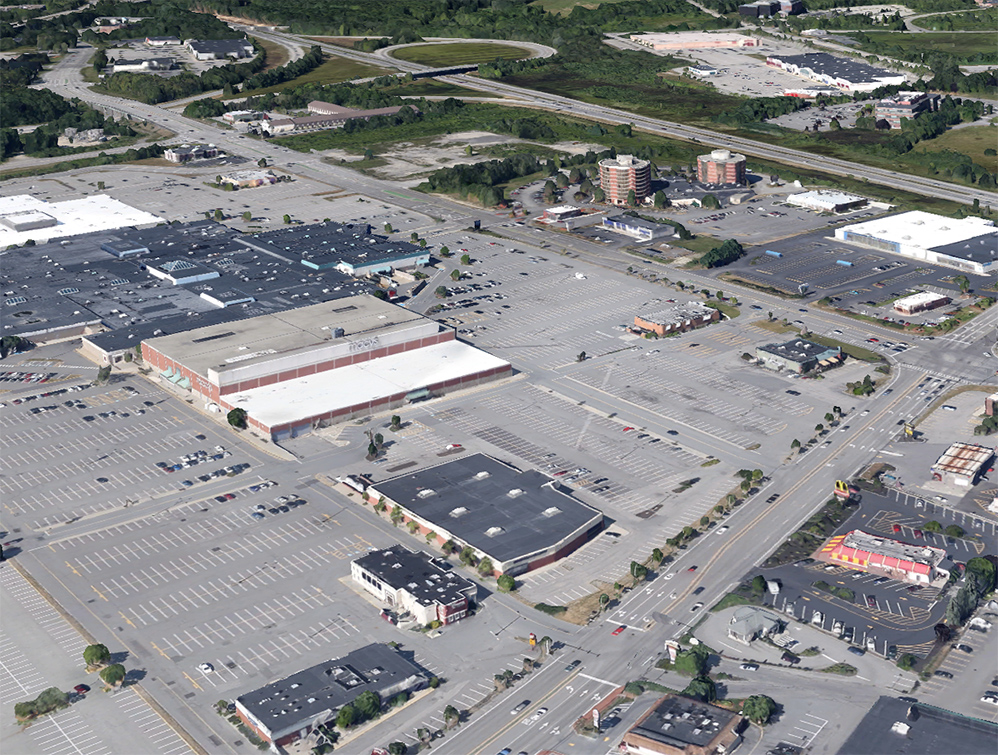 Maine Auto Mall >> Flashback: aerial views of the Maine Mall, in 1969 and in 2015 - Portland Press Herald
