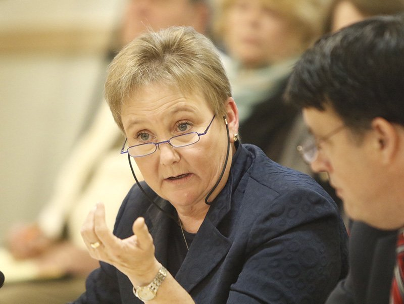Cynthia Montgomery, legal counsel for Gov. LePage, said it's inevitable that the acrimonious relationship between LePage and Attorney General Janet Mills would trickle down.