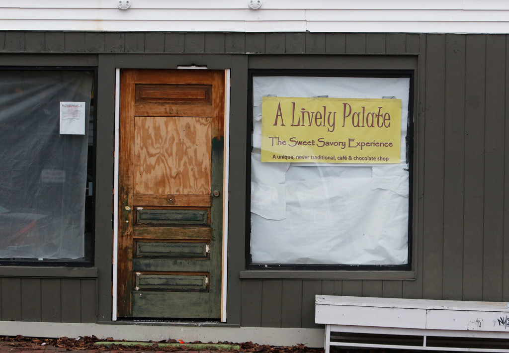A Lively Palate is a cafe and chocolate shop soon to open on Washington Avenue.