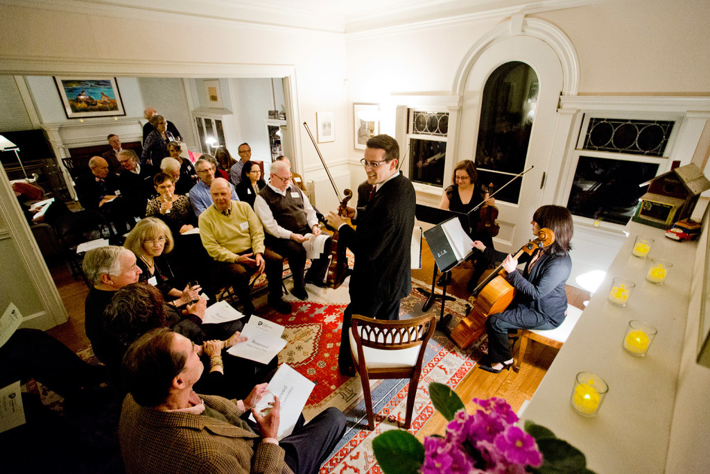 A New Trend In Chamber Music Coming To Your Living Room