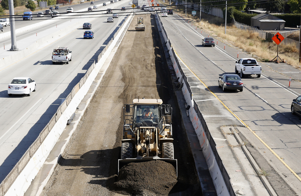 A bill expected to be passed by Congress this week contains a significant spending bump for work on highways, going from $8.6 billion this year to $10.6 billion in 2020.