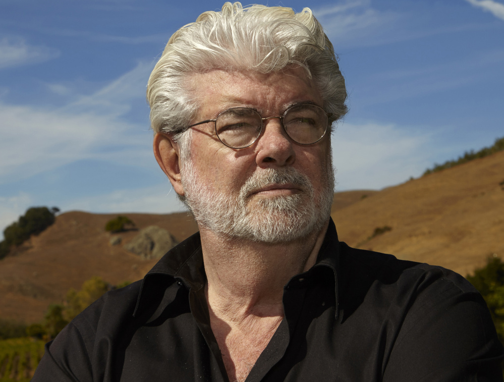 Movies: George Lucas: To feel the true force of 'Star Wars ...