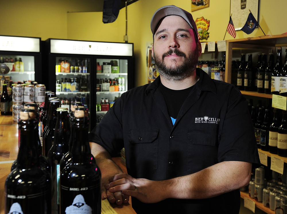 Bier Cellar owner Greg Norton says he suspects a competitor is behind a slew of suspicious  one-star reviews piling up against his business on Facebook in recent days.