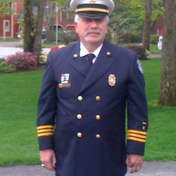 "Vincent ""Vinny"" A. Di Fillipo is remembered as devoted to the Portland Fire Department and as ""someone you could always count on."""