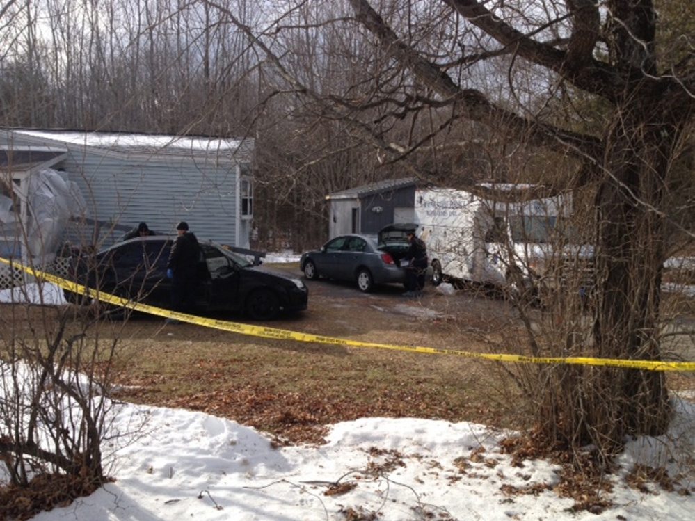 Maine State Police have charged a Fairfield woman with murder in connection with the discovery of the body of a newborn boy in a garage next to the home where she was living.