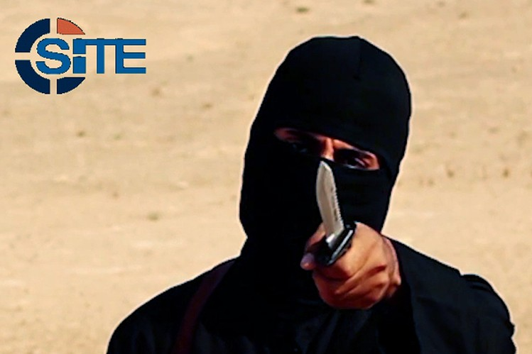 "The Islamic State is acknowledging the death of Mohammed Emwazi, known as ""Jihadi John,"" who appeared in videos depicting beheadings of Western hostages. The SITE Intelligence Group, which tracks terrorist activity, says the militants published a ""eulogizing profile"" of him Tuesday in their English-language magazine Dabiq."