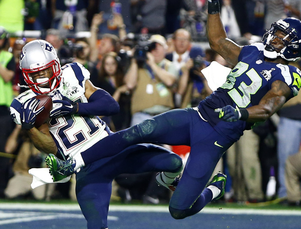The play that changed everything. Not just for Patriots fans who were cringing that another Super Bowl title was falling away. Not just for Seahawks fans, whose hopes for a repeat burst in a moment. But also for Malcolm Butler, whose last-minute interception made him an instant hero.