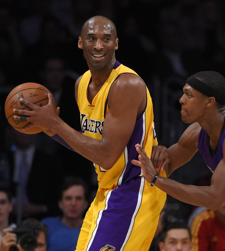Kobe Bryant, who announced plans to retire after the season, got the most votes of any player for the All-Star Game.