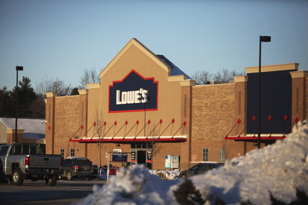 Scarborough's tax assessor said Friday he won't be granting a property tax abatement to Lowe's unless the company can make a better case about why it should receive one.