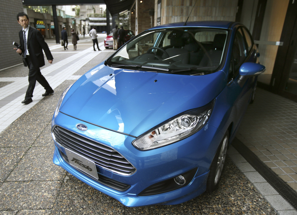 Japan and Indonesia have not been a large market for Ford, and the company says even passage of a 12-nation Trans Pacific Partnership trade agreement would not improve competitive dynamics in the region for the carmaker.