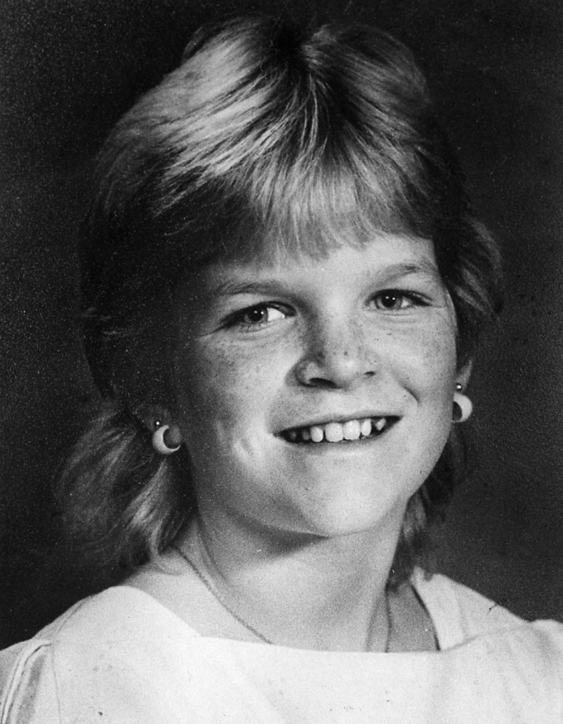 Sarah Cherry, 12, of Bowdoin, died in July of 1988 and Dennis Dechaine was convicted of killing her.