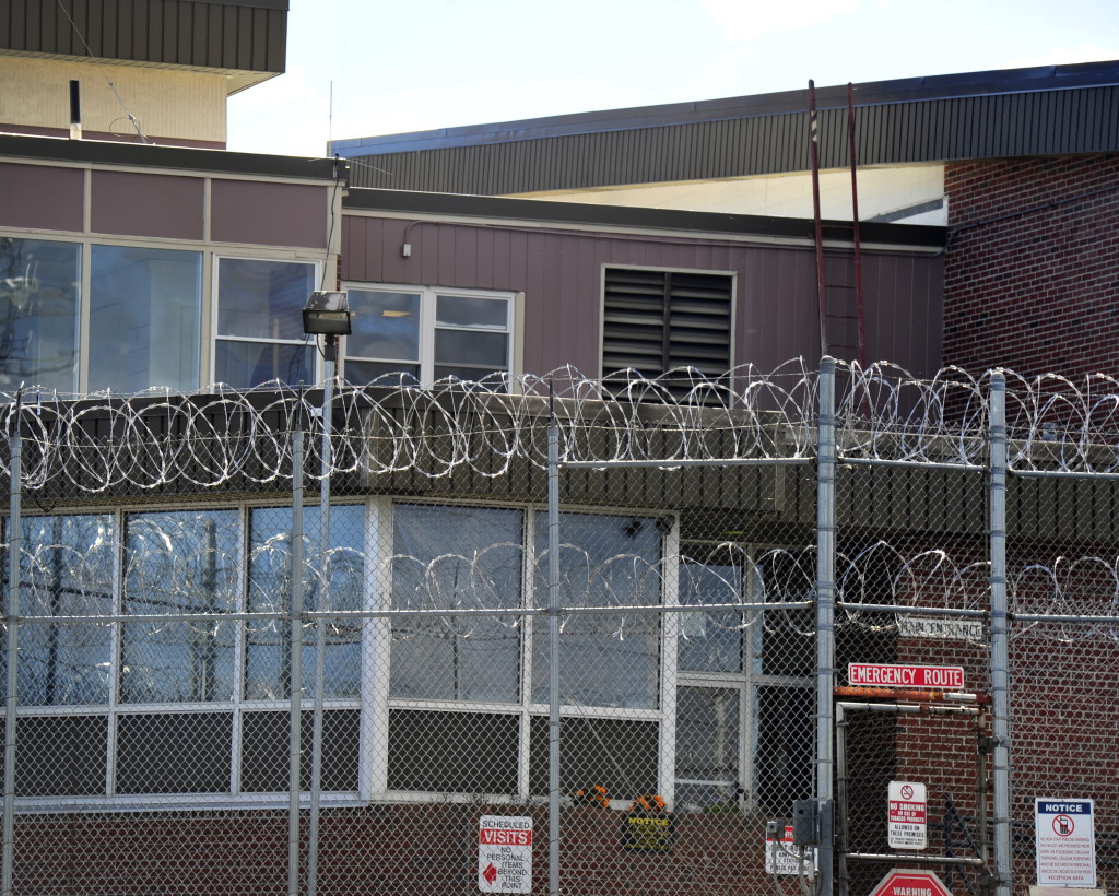 The only reason to keep our grossly expensive and inhumane prison system is because we just don't care to change it, a reader says. 2013 Press Herald file photo
