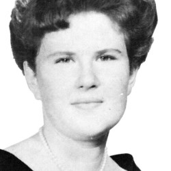 Lucie McNulty attended Seaford High School on Long Island and graduated in 1964.
