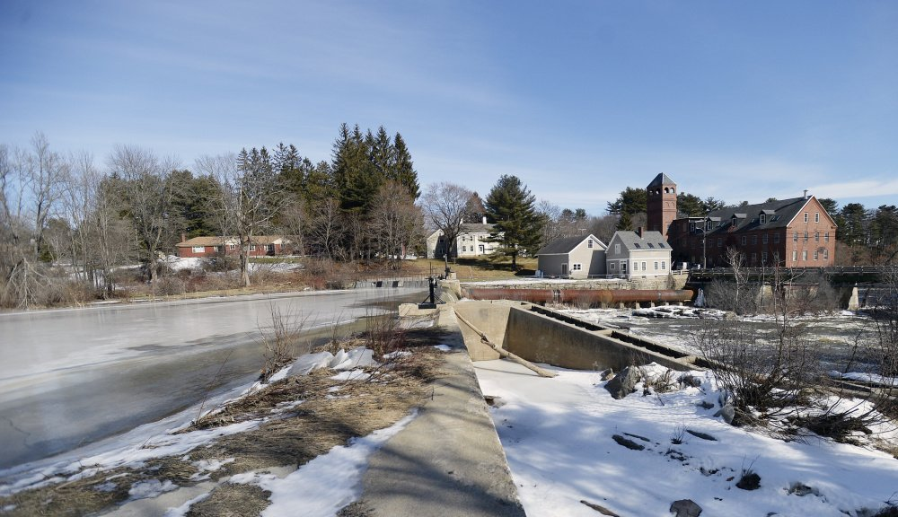 Samples from behind Yarmouth's Bridge Street dam contained elevated levels of contaminants.