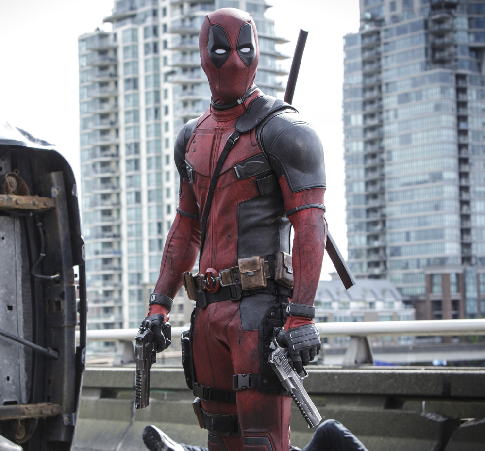 "Ryan Reynolds stars in ""Deadpool,"" which has made $491.1 million globally."