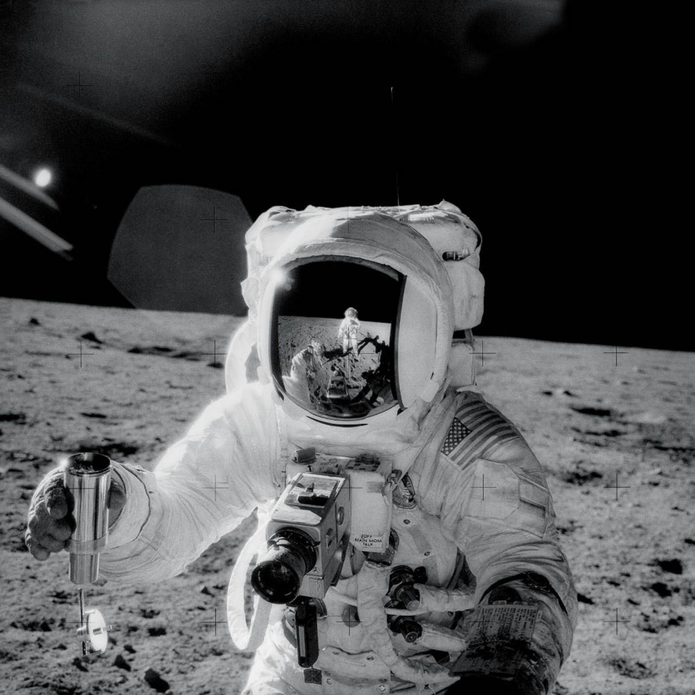 Astronaut Alan L. Bean was one of the Apollo 12 astronauts. Talk of a Mars mission in the early 2030s made a recent call for astronaut applicants particularly exciting.