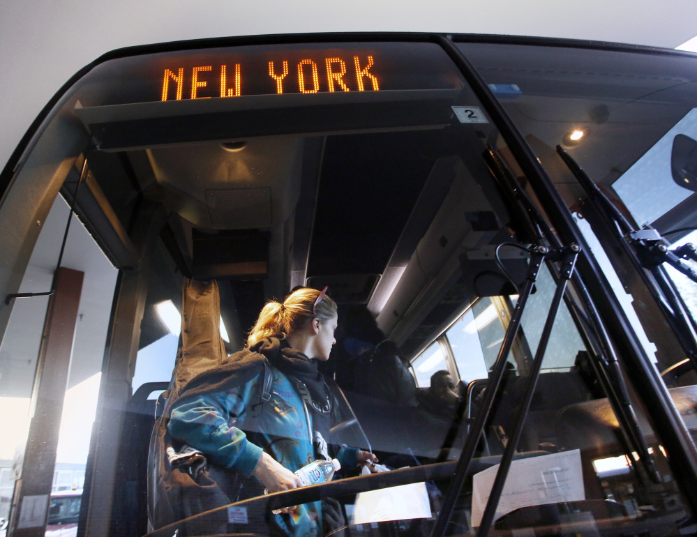 Concord Coach Lines will add a second direct bus trip between Portland and New York City beginning in April.
