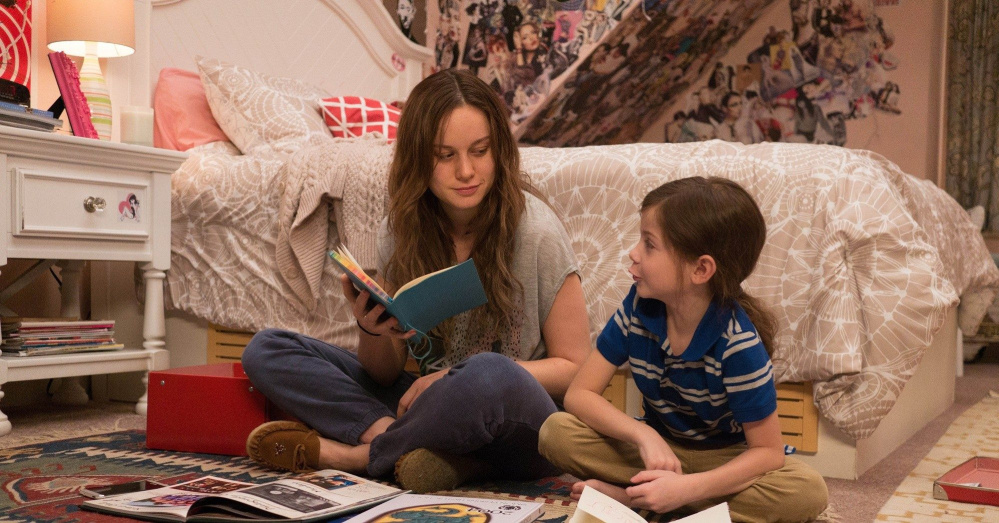 "A24 Brie Larson as Ma and Jacob Tremblay as Jack in ""Room."""