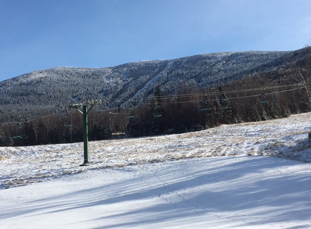 Saddleback Mountain announced Feb. 8 it would not reopen in time for the upcoming February vacation week and resort officials Monday declined to provide any further updates on the future of the ski area.