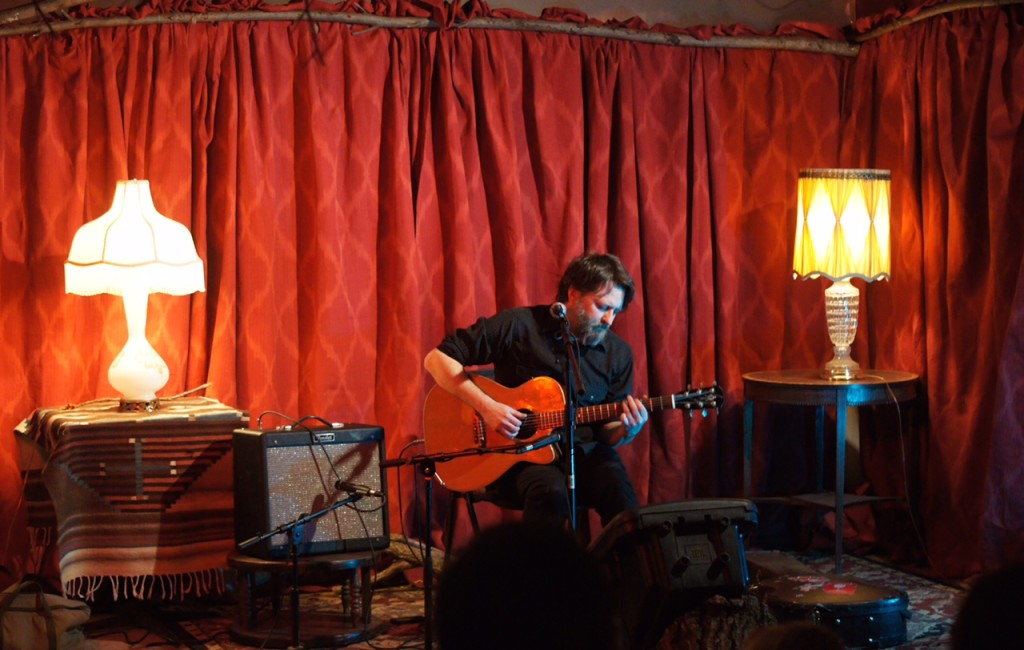 Six Organs of Admittance: Ben Chasny (Contributed photo)