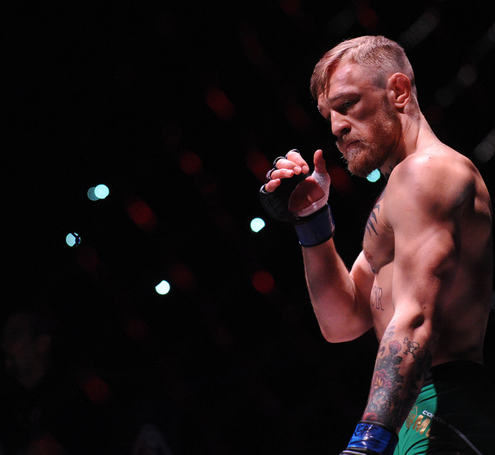 Conor McGregor, who captured the UFC featherweight championship in a stunning 13-second knockout in December, may now be the most popular fighter in mixed martial arts.