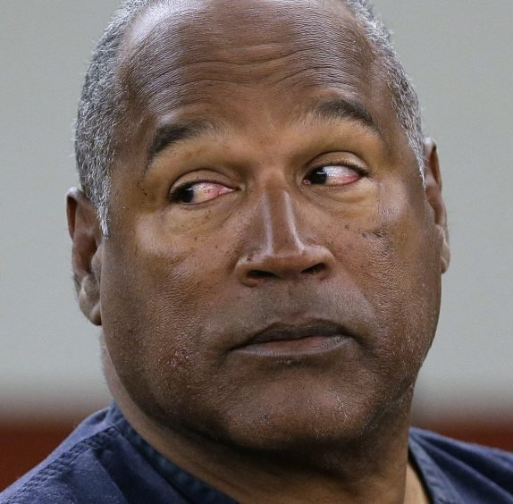 Los Angeles police are investigating a knife purportedly found some time ago at the former home of O.J. Sipson , who was acquitted of murder charges in the 1994 stabbing deaths of his ex-wife Nicole Brown Simpson and her friend Ron Goldman.