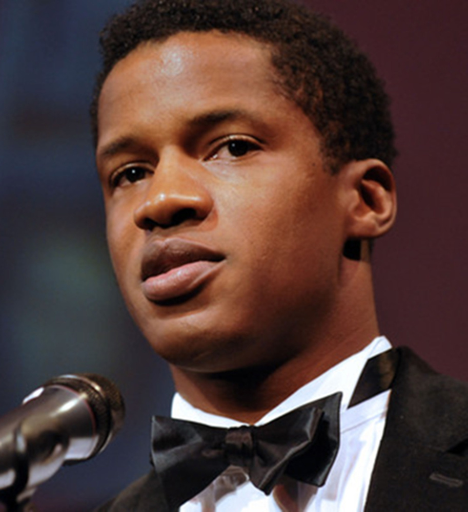 "Director Nate Parker calls his movie ""the black 'Braveheart.' """