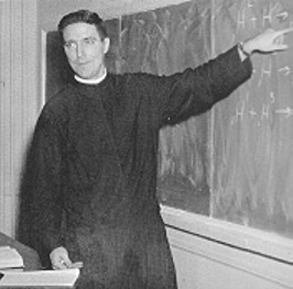 The Rev. Roy Drake taught at Maine Maritime Academy in Castine for a stretch in the 1970s. He died in 2008.