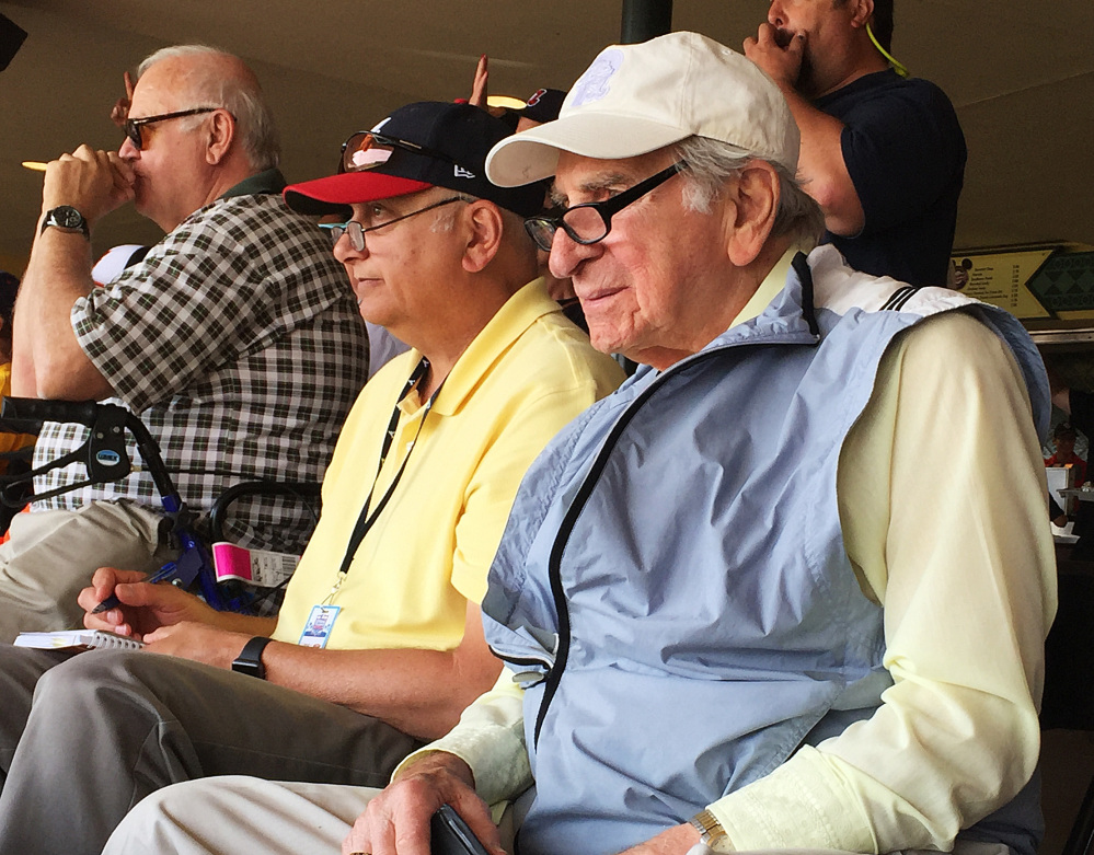 At age 90, Atlanta Braves scout Tommy Giordano enters his 69th year in professional baseball with no plans to retire and his passion for the game as strong as ever.
