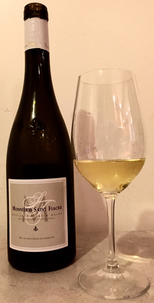 The Château La Gravelle Muscadet Monnières-Saint Fiacre 2009 ($18) ages for several years on its lees and then several more in the bottle.