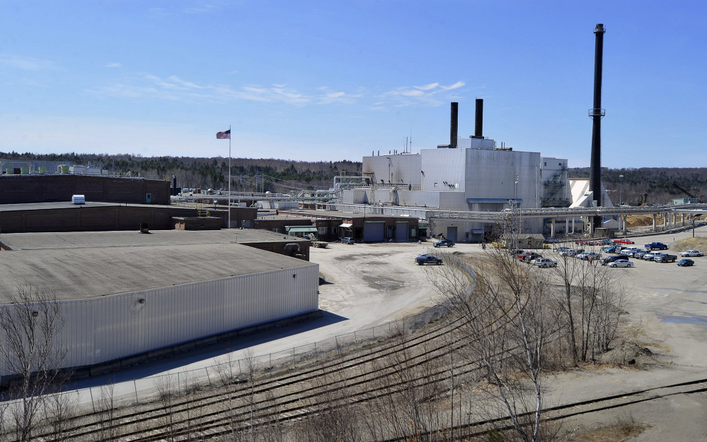 The East Millinocket paper mill was idled in April 2011, putting 450 people out of work, then reopened by new owner Cate Street Capital, which was only able to keep it operating until early 2014. Foreign competition and high prices for energy and wood led to the mill's demise.