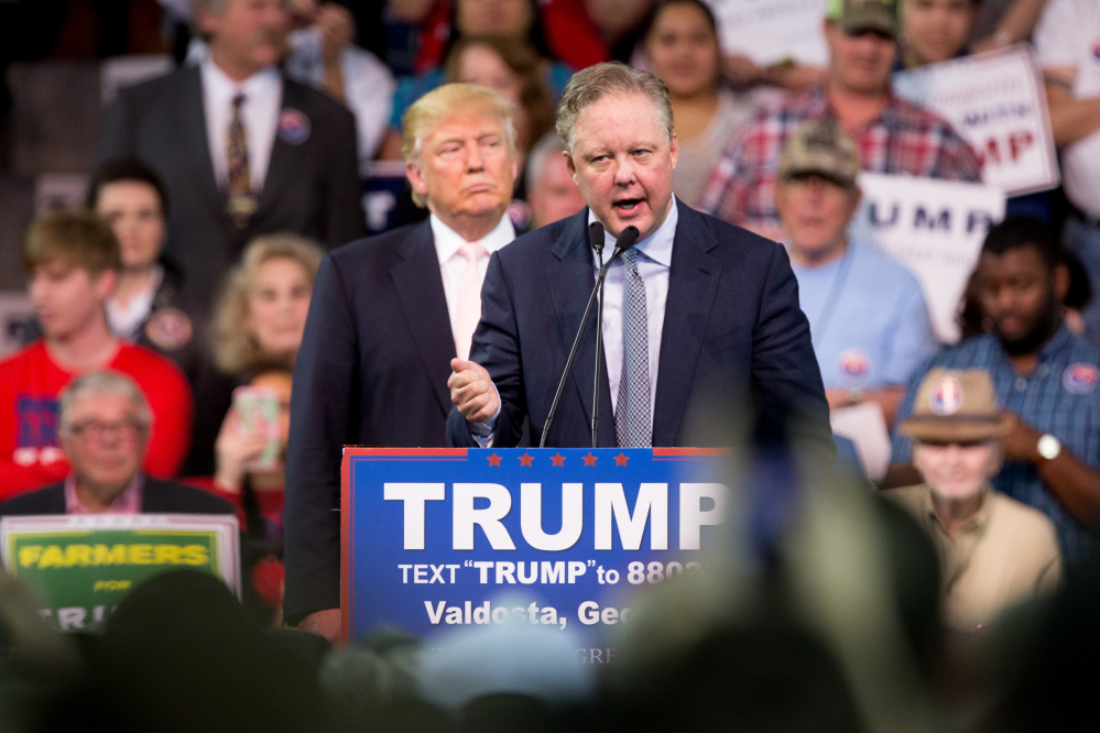 Brian France, the NASCAR chairman and CEO, thought he was giving a personal endorsement of Donald Trump, but Trump is saying that he now has the backing of NASCAR.