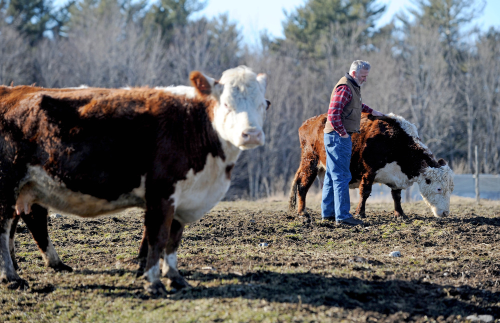 Local farmers would be able to reach more customers if they didn't have to ship meat long distances to federally regulated processors.