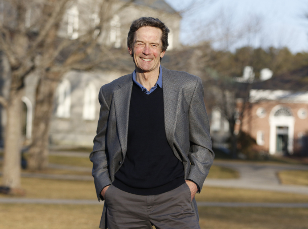 It's never easy replacing a legend, and Terry Meagher followed one when taking over the Bowdoin College hockey program from Sid Watson in 1983. So what did Meagher do? He built his own legendary career.
