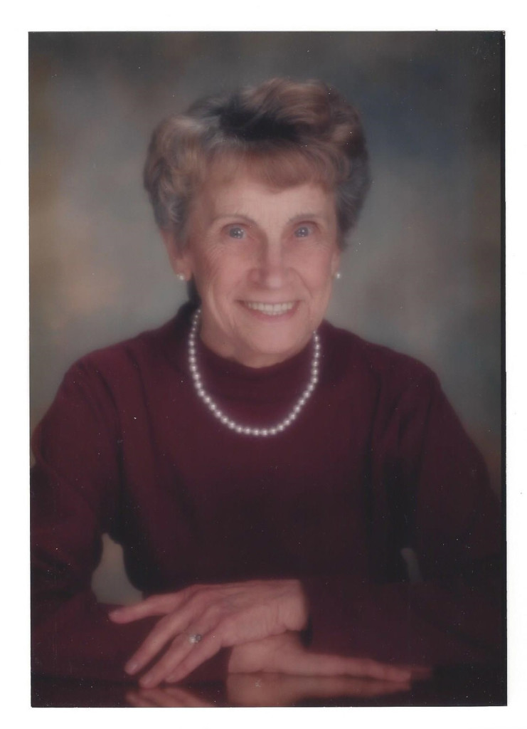 Ruth Joyce Sullivan, late mother of Deb Sullivan Gellerson, who was able to find distant relatives in Ireland through DNA testing.
