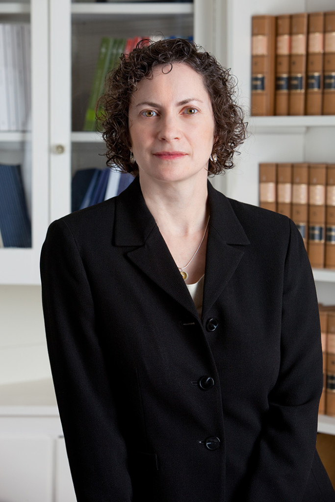 University of Maine School of Law Professor Deirdre Smith. Courtesy photo