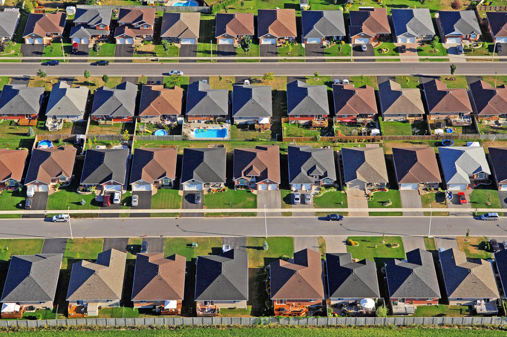 Nationwide, 37 percent of all households nationwide now rent, the highest level since the mid-1960s, according to  Harvard University's Joint Center for Housing Studies. Shutterstock photo