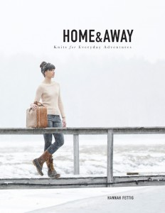 Home and Away, a book of sweater patterns by Hannah Fettig, was photographed on the coast of Georgetown.