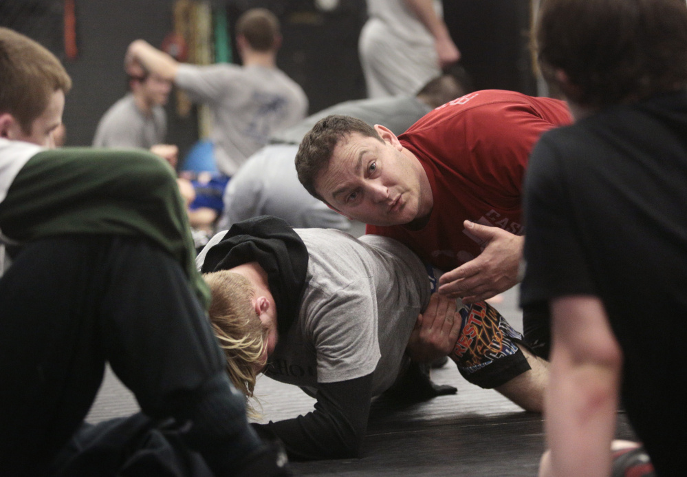 Casco Bay Elite assistant coach Petko Delev of South Portland, a one-time national wrestling champion in Bulgaria, will be part of a group of Maine wrestlers and coaches departing Sunday for a trip to his homeland.