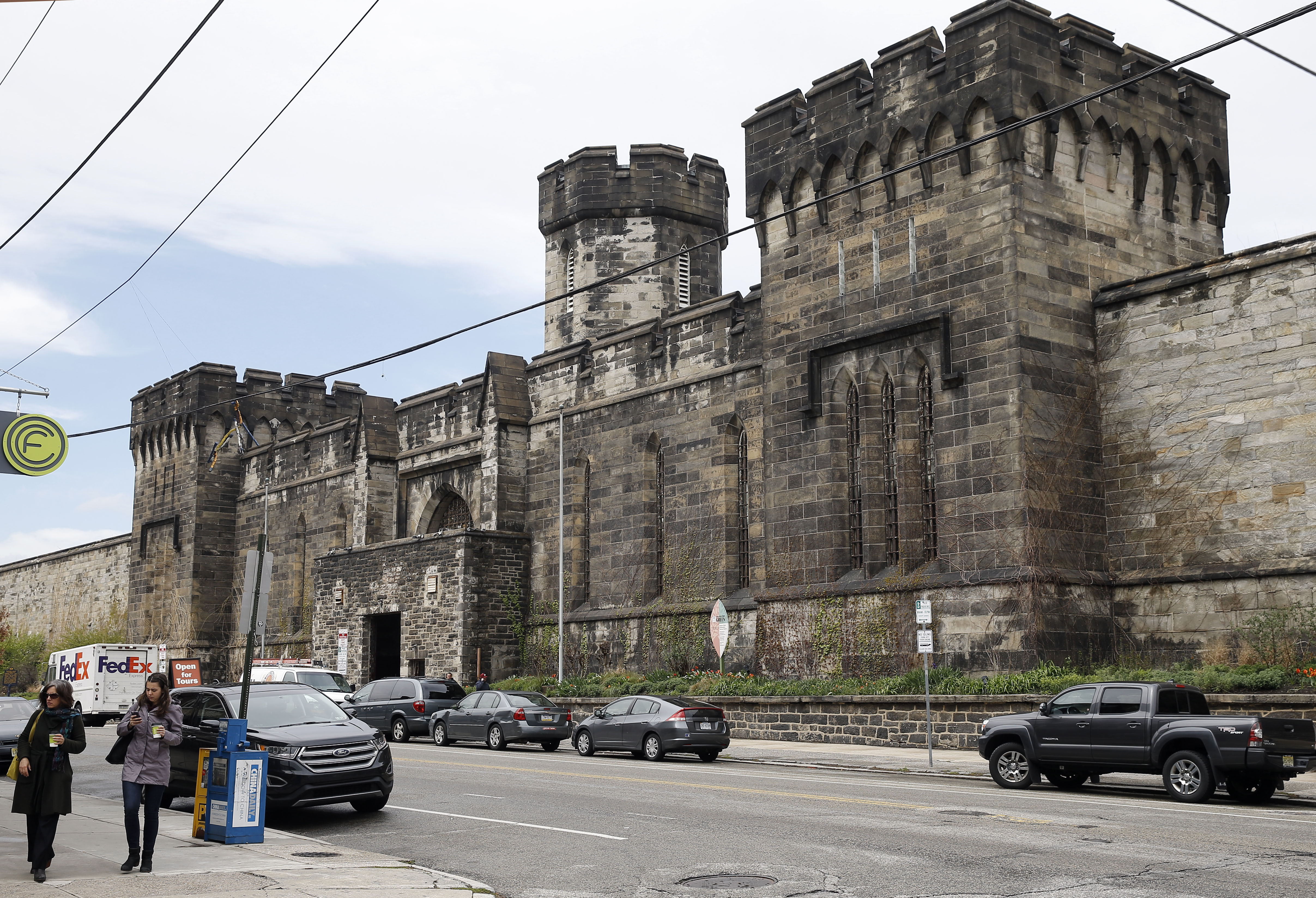 Philadelphia Auto Auction >> Old prison hopes to transform from spooky to realistic ...