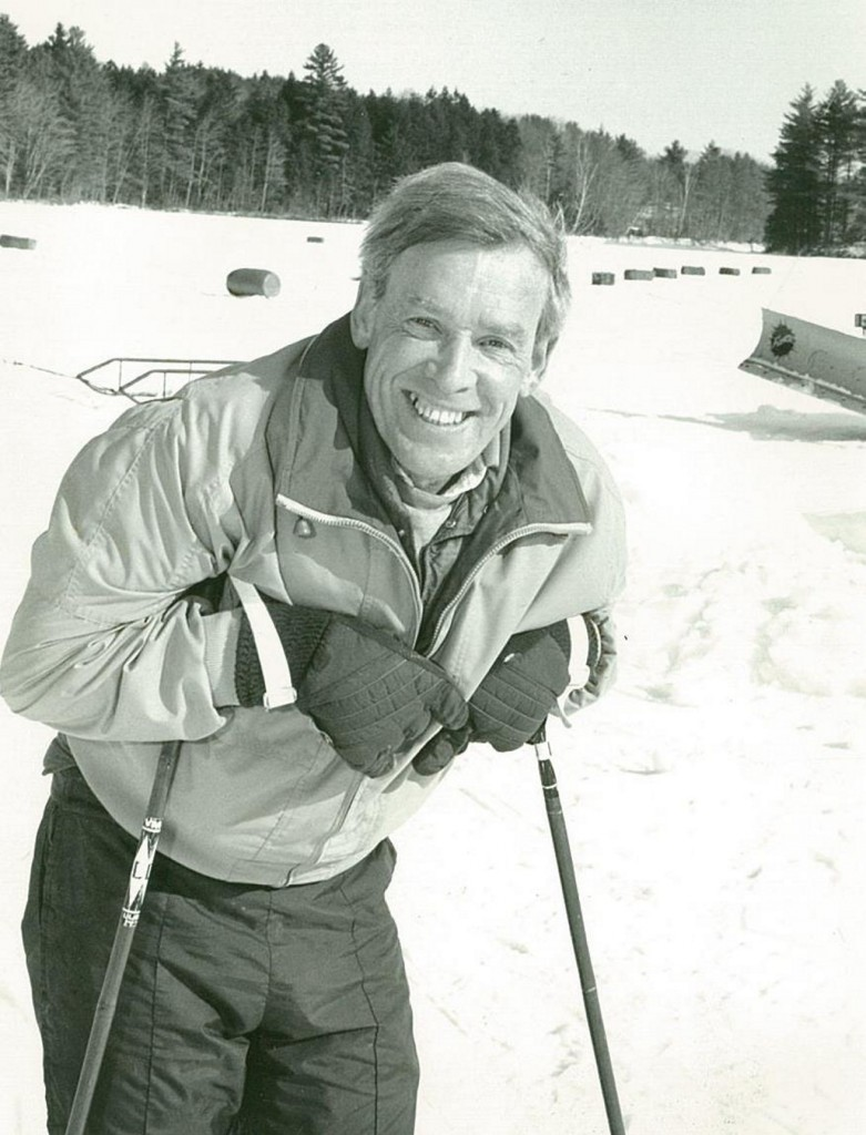 John Christie skied hard and fast even at 79 years old, said his friend Don Fowler.